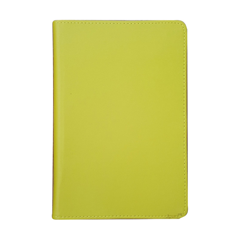 3T Universal Leather Yellow Casing for Tablet [7 Inch]