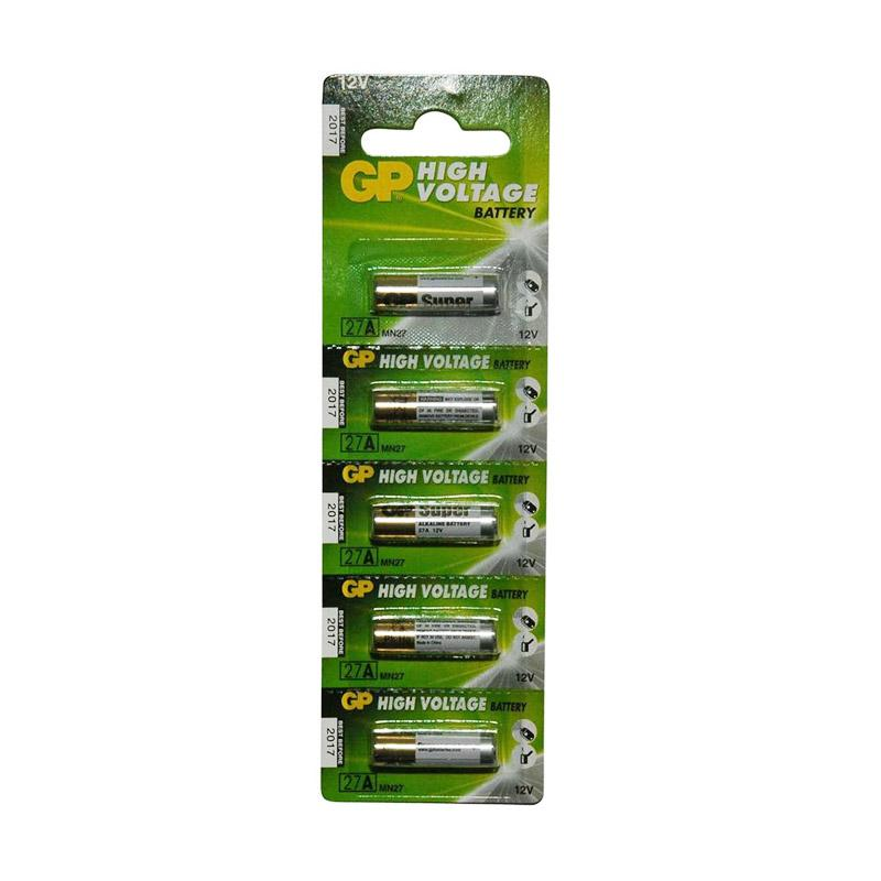 Jual GP 27A Batteries 5 Pcs Online