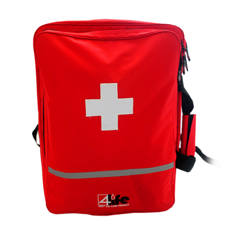 4Life First Aid Backmed Kit Peralatan Medis