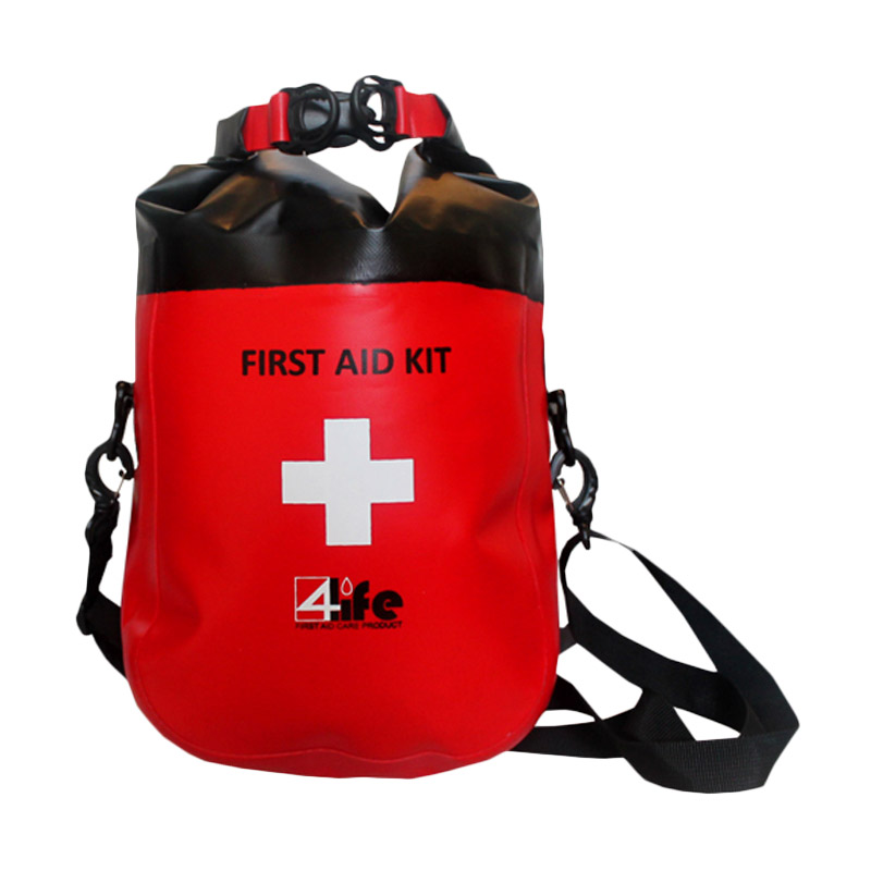 4Life First Aid Dry Bag Kit Bag Peralatan Medis