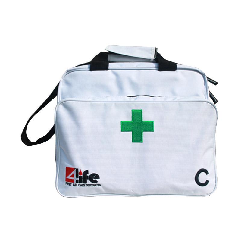 4Life First Aid Kit Type C Sesuai Peraturan Kementerian
