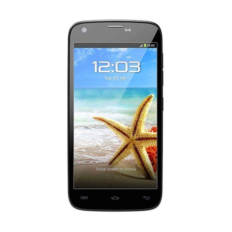 Advan S4D Black Smartphone