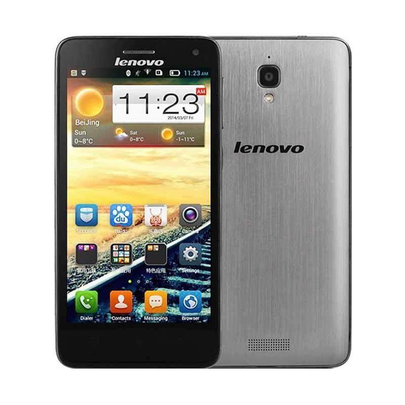 Lenovo S660 Titanium Smartphone