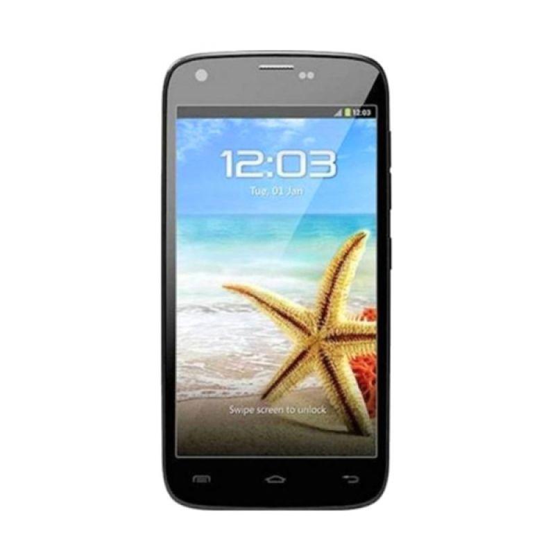 Advan GAIA S4D Hitam Smartphone