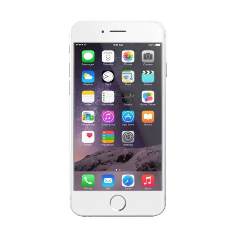 Apple iPhone 6 Plus 64 GB (Refurbish) Gold Smartphone
