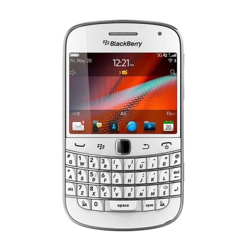BlackBerry Dakota 9900 Putih Smartphone