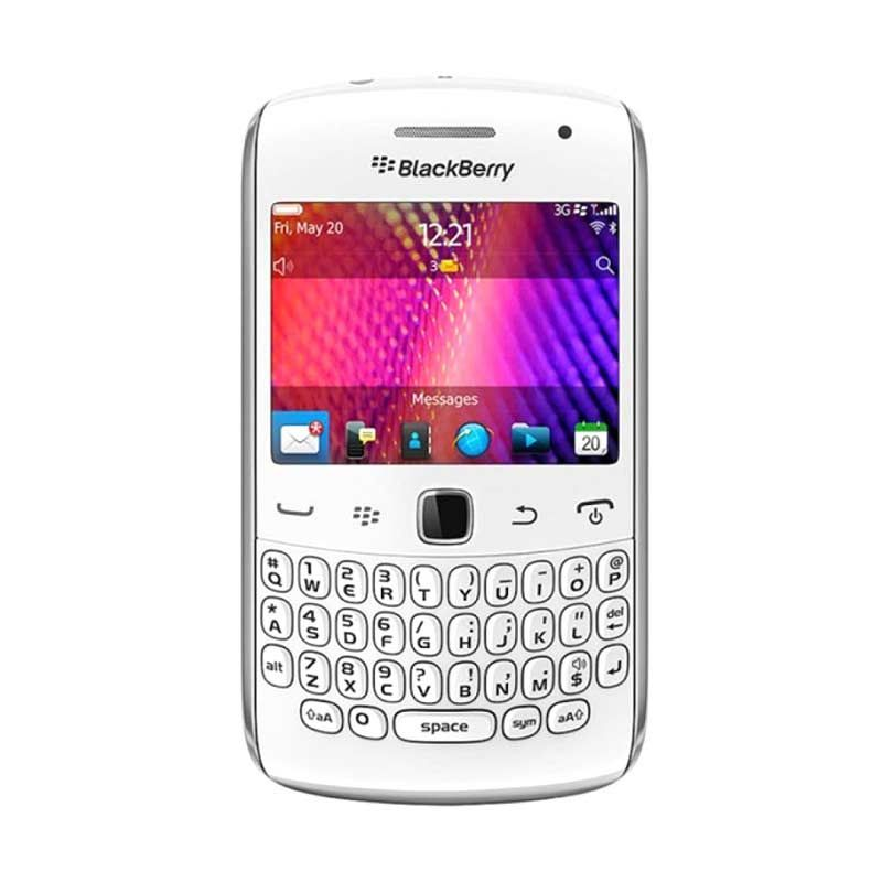 Blackberry Sedona 9350 White Smartphone