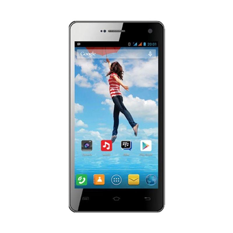 Evercoss A66A Hitam Smartphone