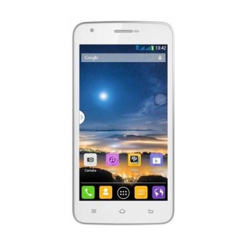 Evercoss A74F Putih Smartphone