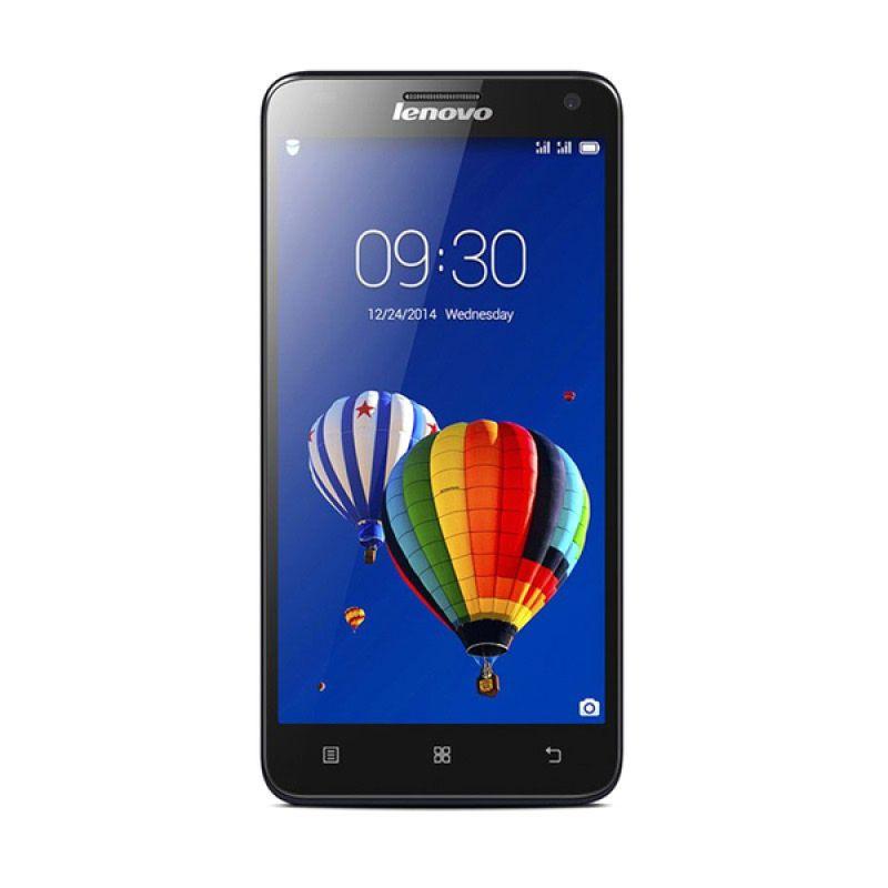 Lenovo S580 Hitam Smartphone [8 GB]