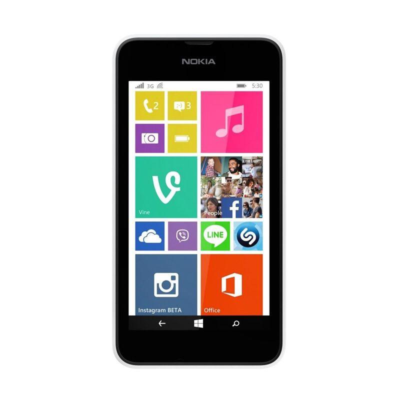 Nokia Lumia 530 Putih Smartphone