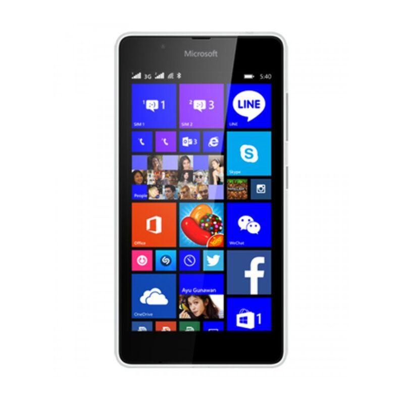 Nokia Lumia 540 White Smartphone