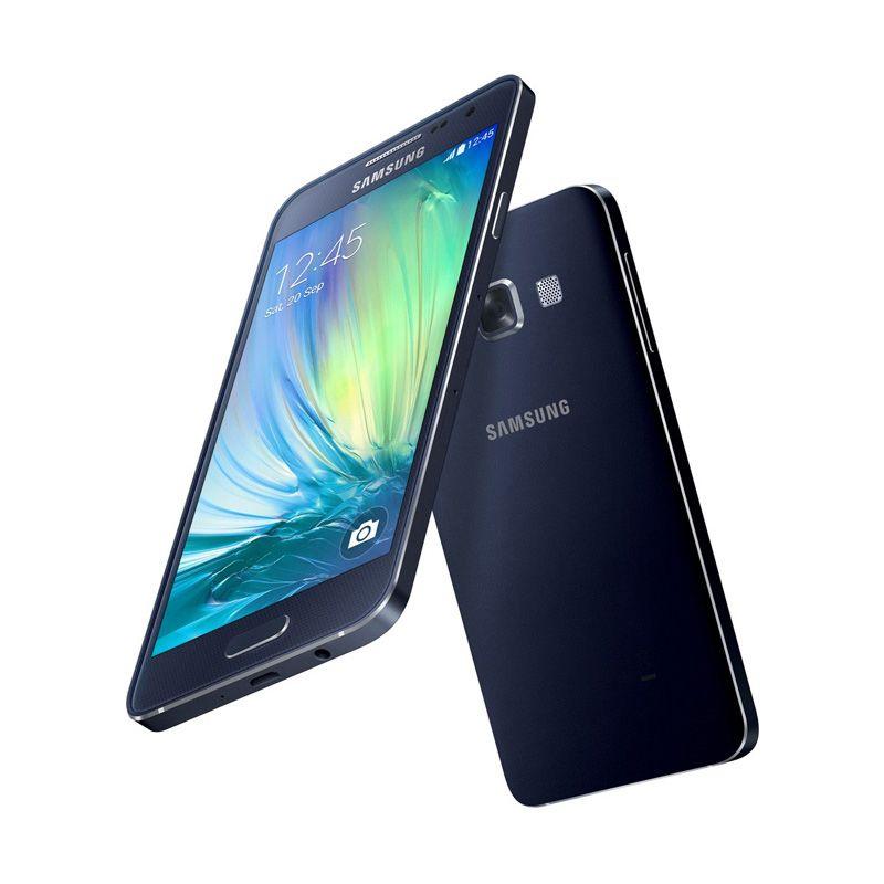 Samsung Galaxy A3 A300 Black Smartphone