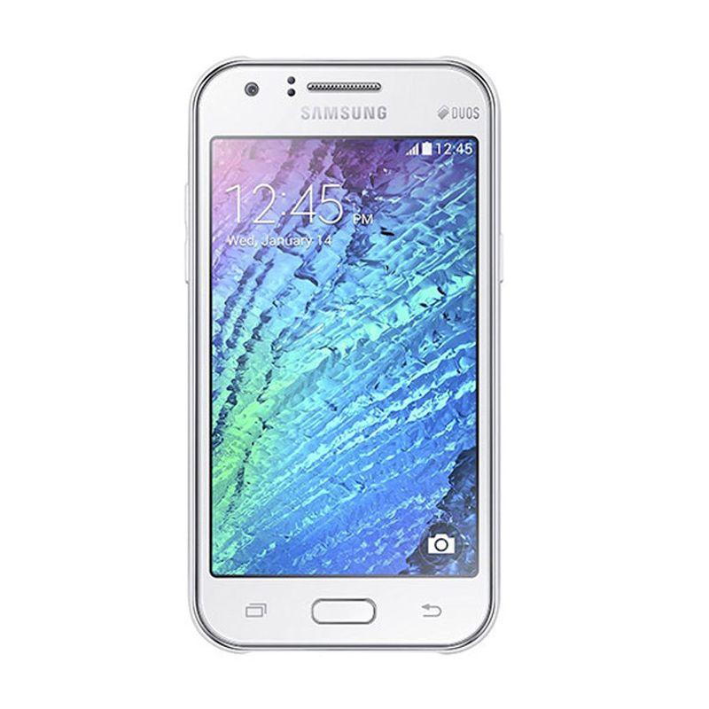 Samsung Galaxy J1 Putih Smartphone