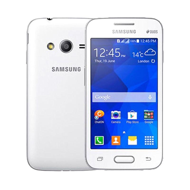 Samsung Galaxy V Plus G318 Putih Smartphone