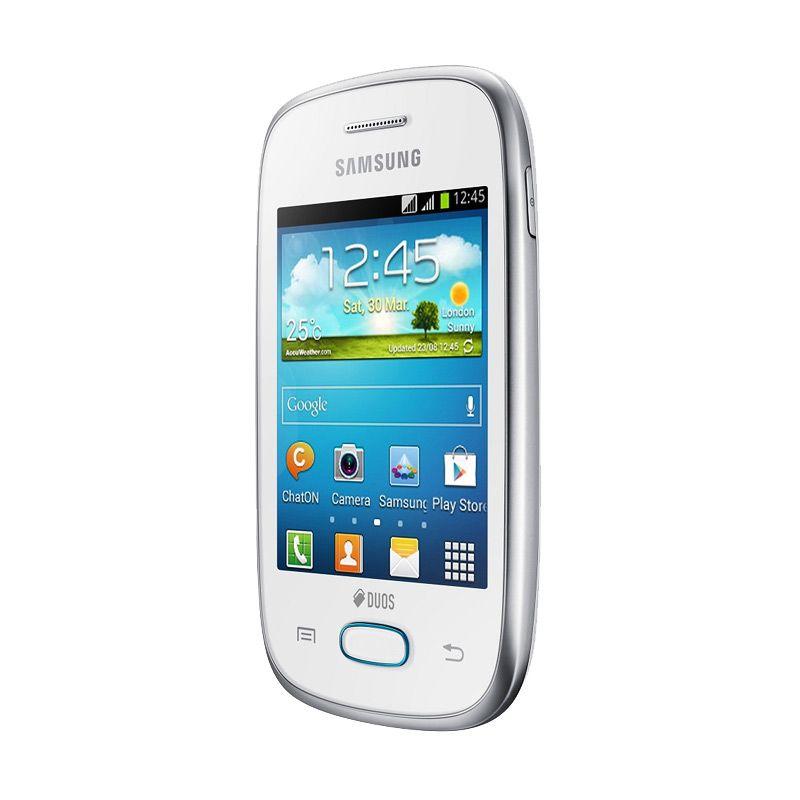 Samsung Galaxy Y Neo S5312 Putih Smartphone