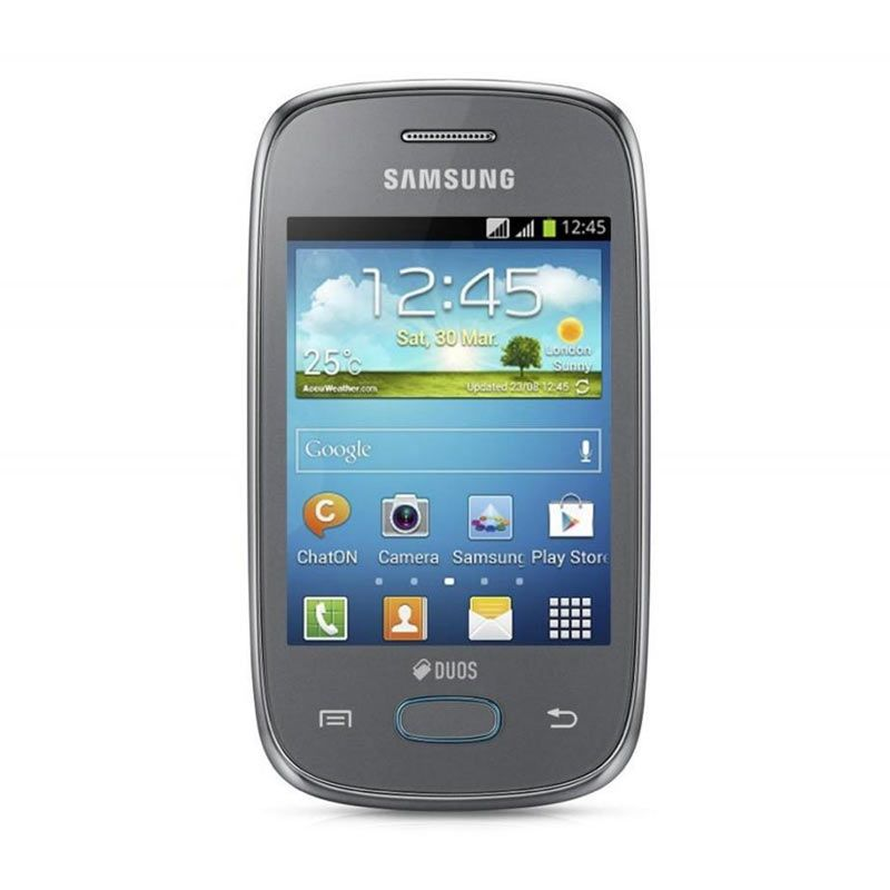 Samsung Galaxy Young Neo Silver Smartphone