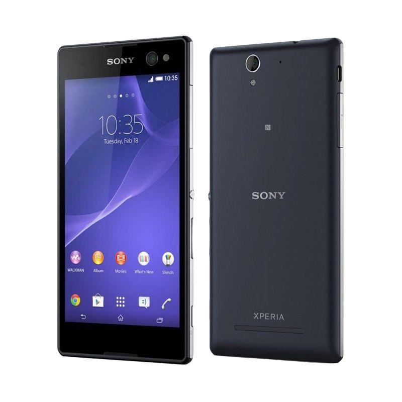 Sony Xperia C3 Black Smartphone [Ram 1 GB]