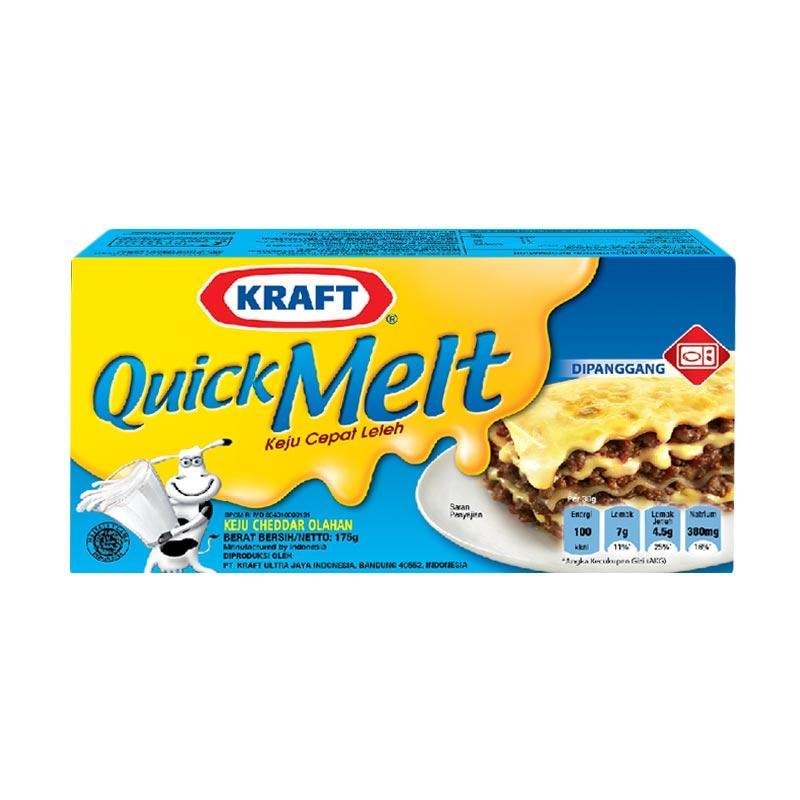 Jual Kraft Quick Melt Keju 175 G Online