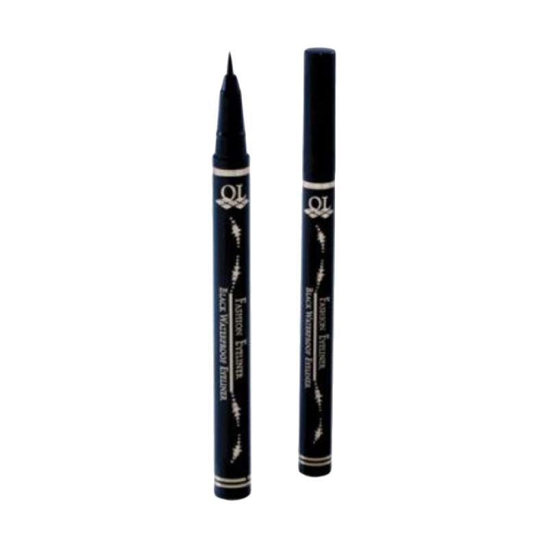 Jual QL Eyeliner Spidol - Black Online - Harga & Kualitas