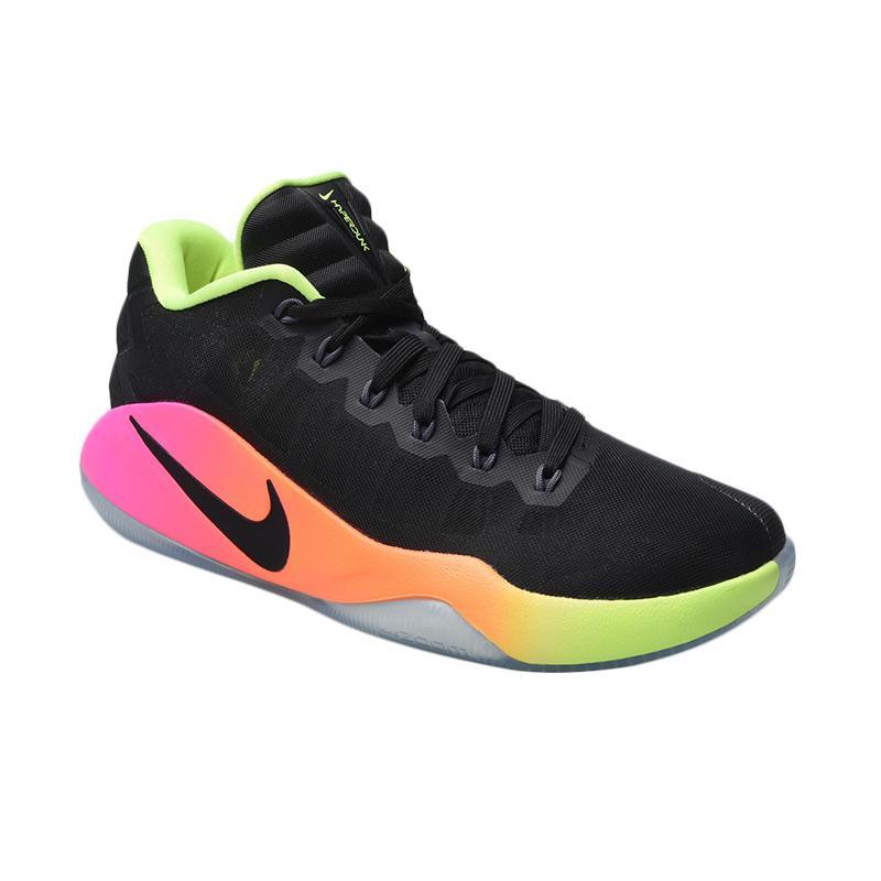 Jual Nike Hyperdunk 2016 Low Black Sepatu Basket 844363