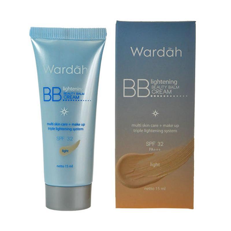 Jual Wardah Light BB Cream [15 mL] Online - Harga