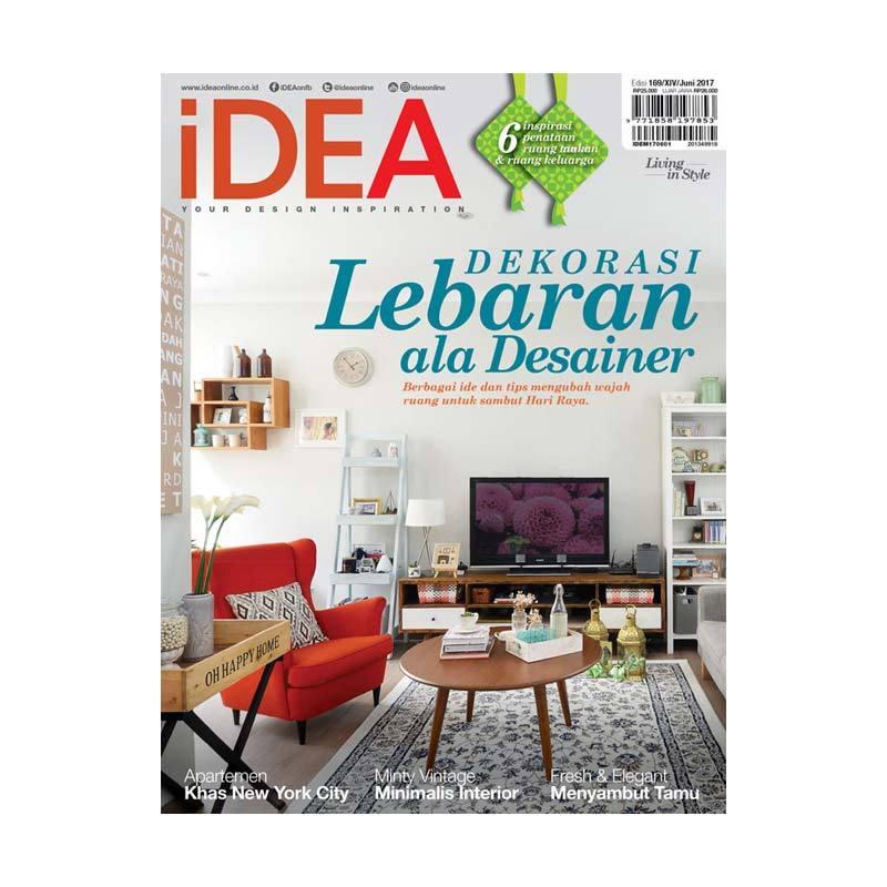 Jual Idea 169 Majalah Desain Interior Online Harga
