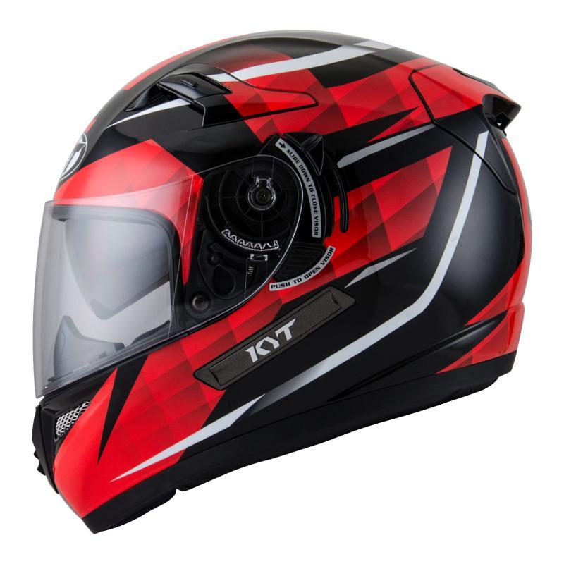 Jual KYT K2 Rider Diamond Helm Full Face