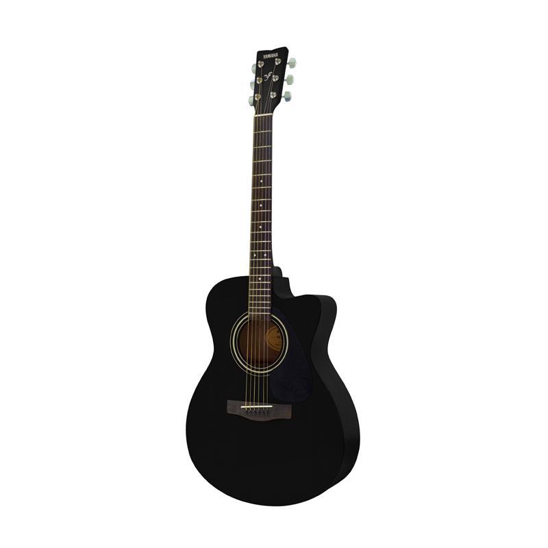 Jual yamaha fs 100c gitar akustik black online harga for Yamaha fs 310 guitar