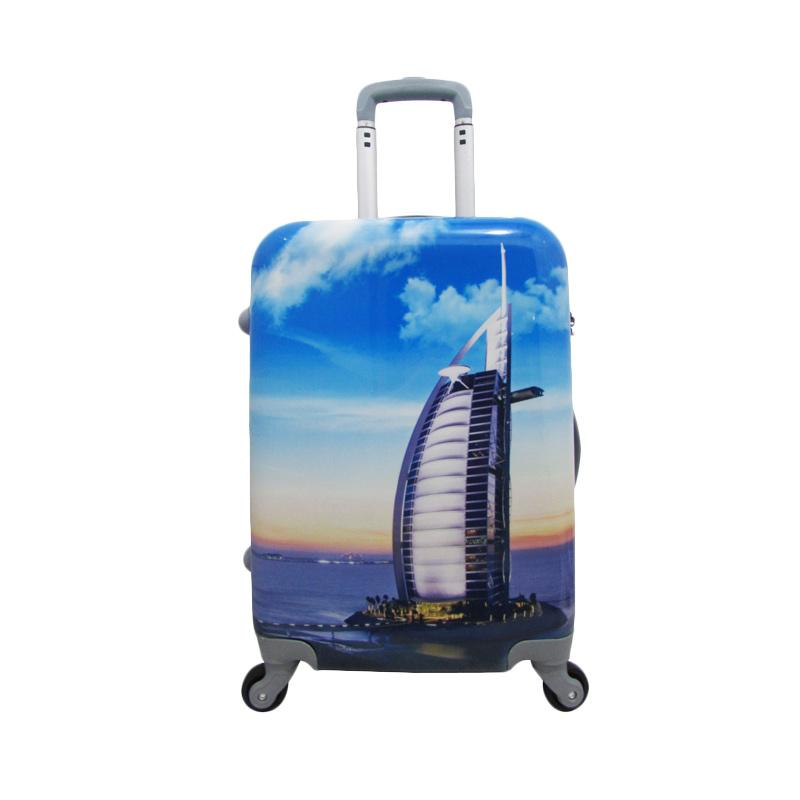 Jual Polo Milano 3366 Hardcase Tas Koper 20 Inch Online