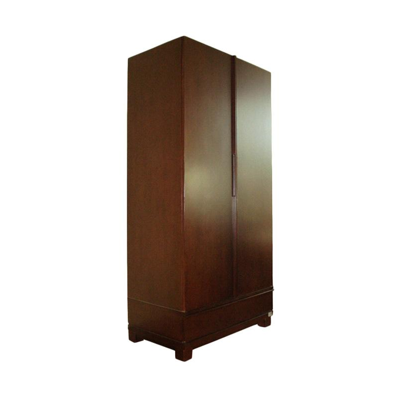Jual the line furniture next ii wardrobe 2 doors lemari for Furniture next