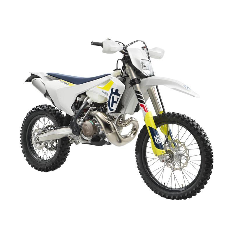 Jual Husqvarna TE 250i 2019 Sepeda Motor Putih Online