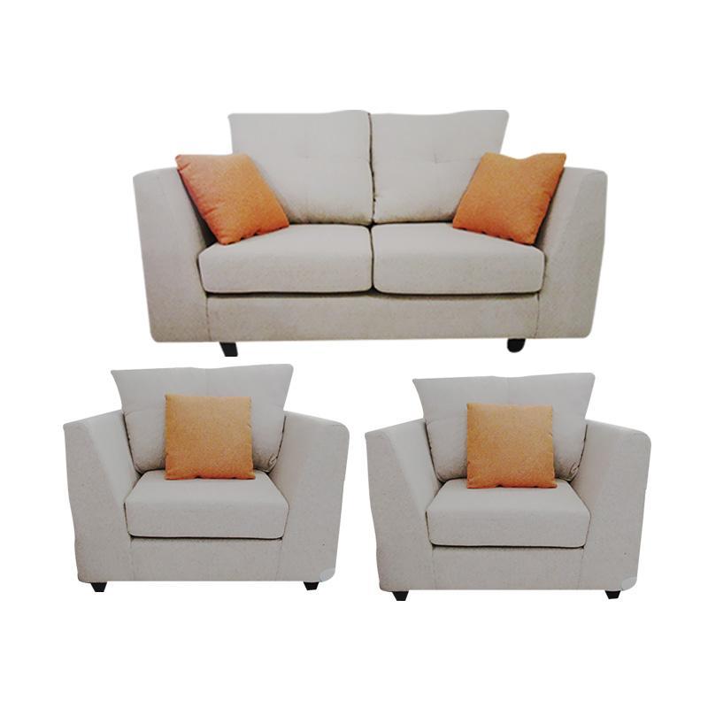 Jual Creova 2 1 1 Xenia Set Sofa