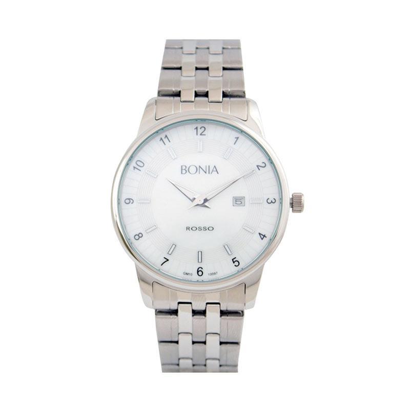 Jual Bonia B10097-1315 Jam Tangan Pria - Silver Online ...