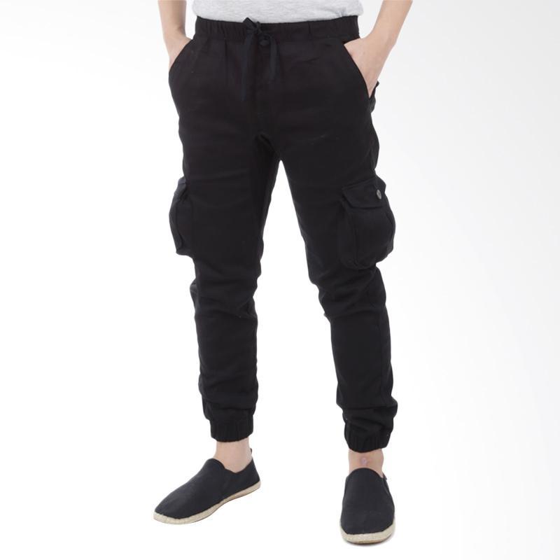 Celana Jogger Pria Batik: Jual Celana Panjang Cargo Jogger Pria