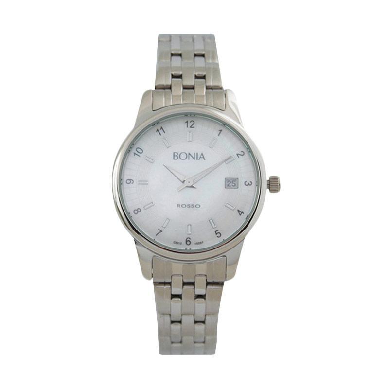 Jual Bonia B10097-2355 Jam Tangan Pria - Silver Online ...