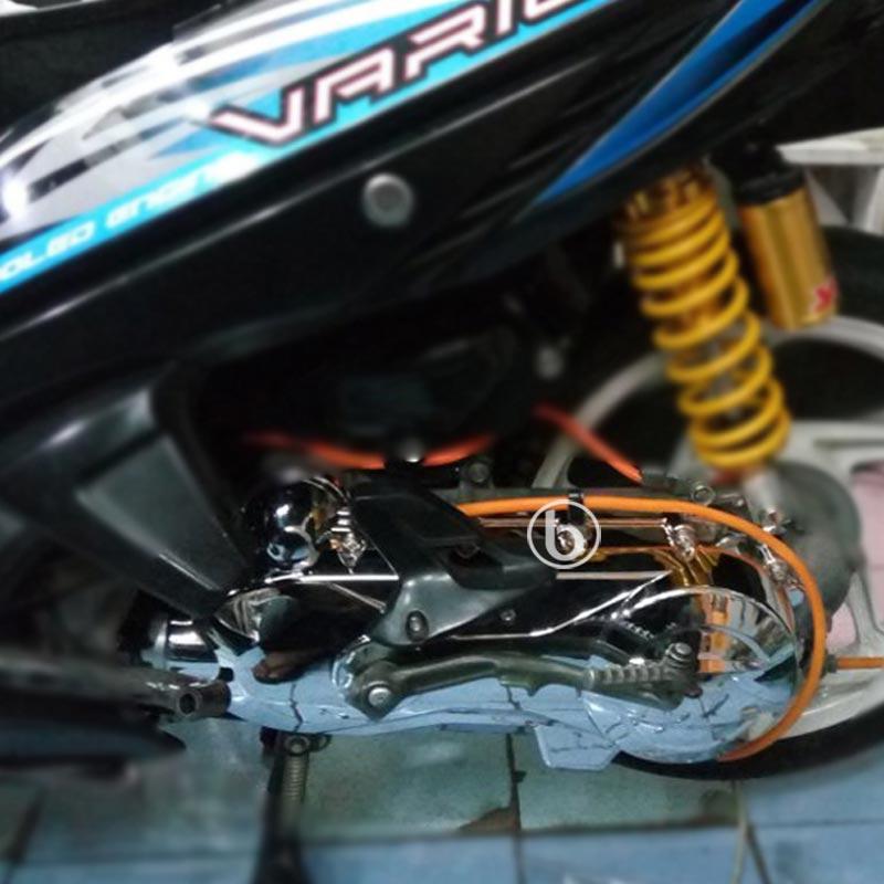 Jual Mortech Cover Pelindung Cvt Motor For Honda Vario