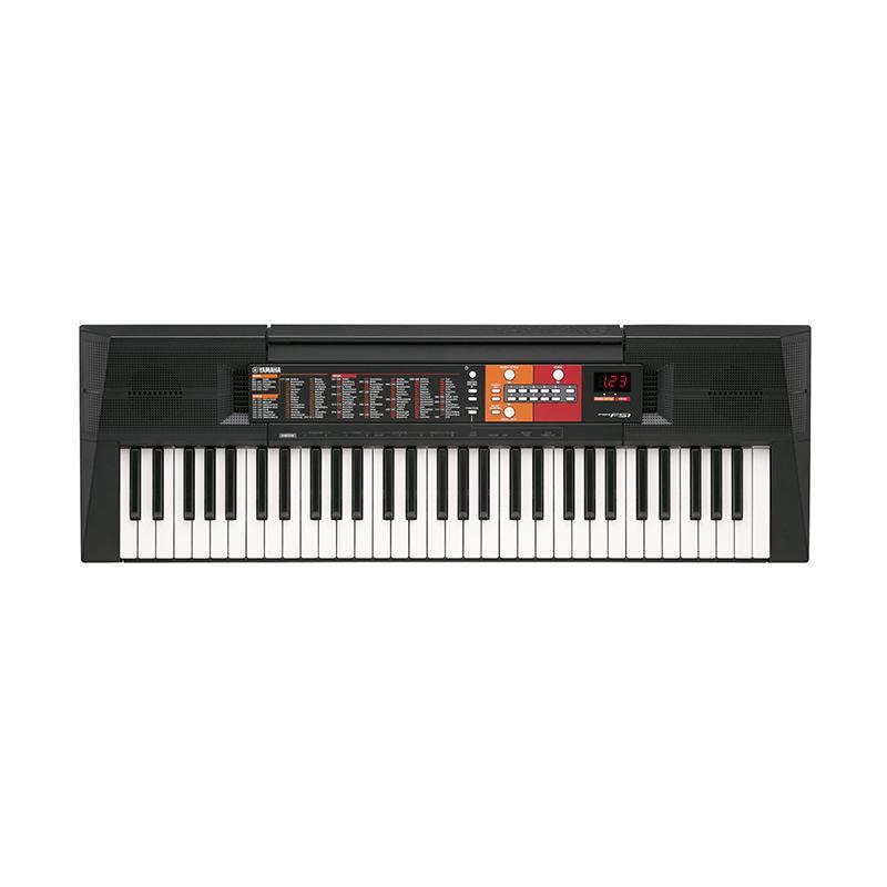 jual yamaha psr f51 portable keyboard online harga. Black Bedroom Furniture Sets. Home Design Ideas