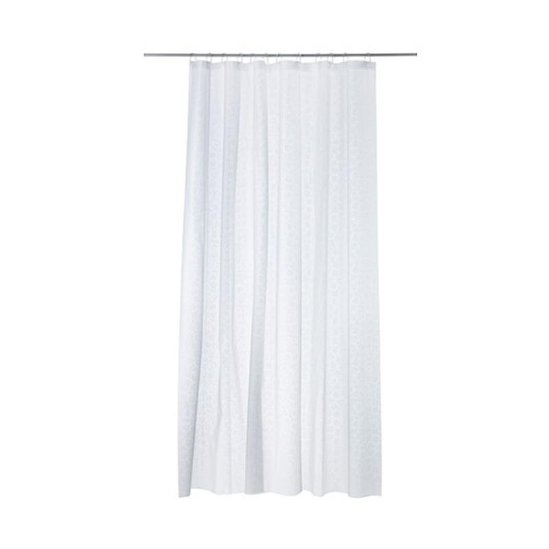 Jual Ikea Innaren Tirai Shower - Putih Online - Harga & Kualitas Terjamin | Blibli.com