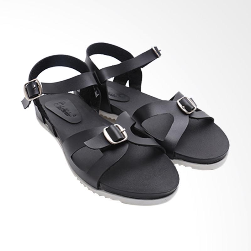 Jual Dr.Kevin 26119 Ladies Sandals Wanita - Black Online ...