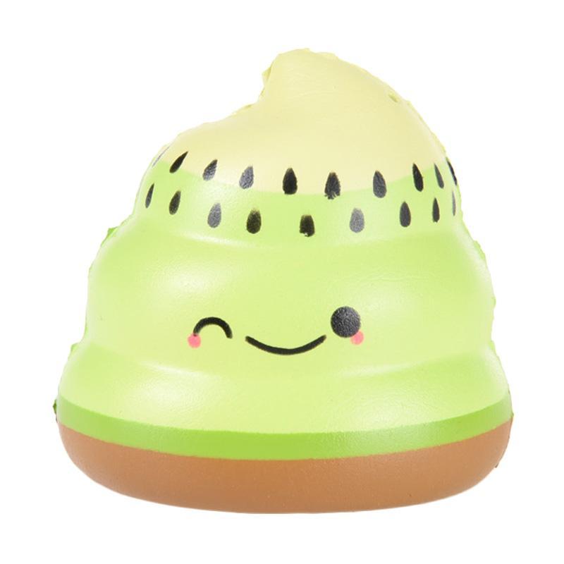 Jual Squishy Crazy Poo Series 2 Kiwi Mainan Anak Online - Harga & Kualitas Terjamin Blibli.com