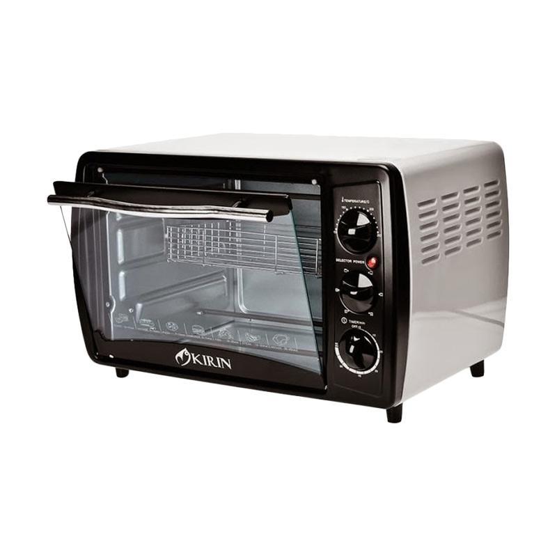 Jual Kirin KBO 190RAW Oven Listrik 19 L Online