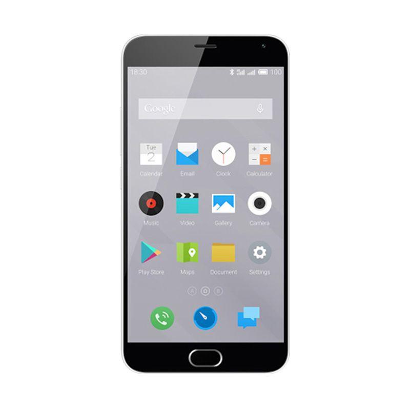Meizu M2 Note White Smartphone [Garansi Resmi]