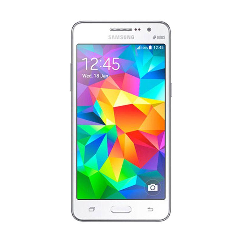Samsung Galaxy Grand Prime Putih Smartphone