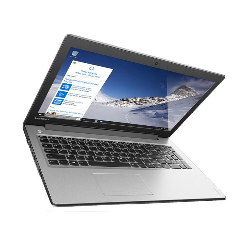jual lenovo ideapad 320 14isk 1fid notebook   gray online