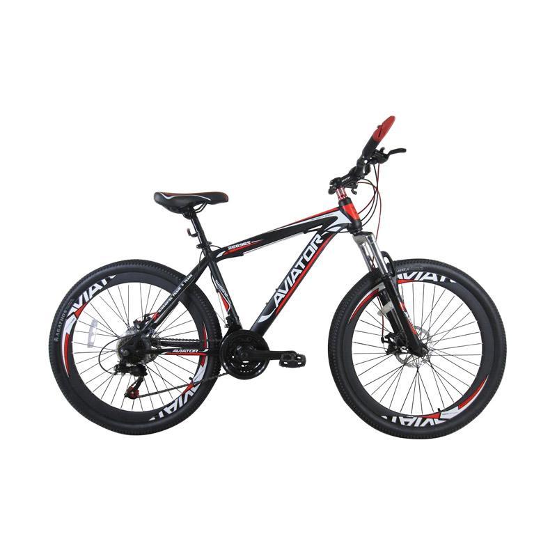Jual AVIATOR Velg Tinggi Sepeda MTB 2689RS 26 Inch