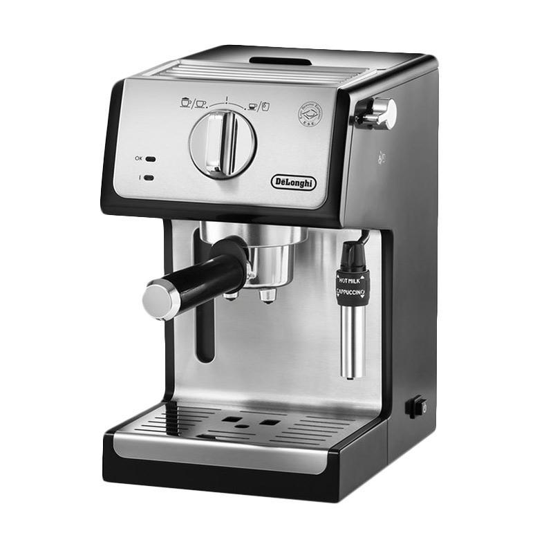 Cara Menggunakan Coffee Maker Elba : Jual Delonghi ECP35.31 Coffee Maker / Mesin Kopi - Hitam Online - Harga & Kualitas Terjamin ...