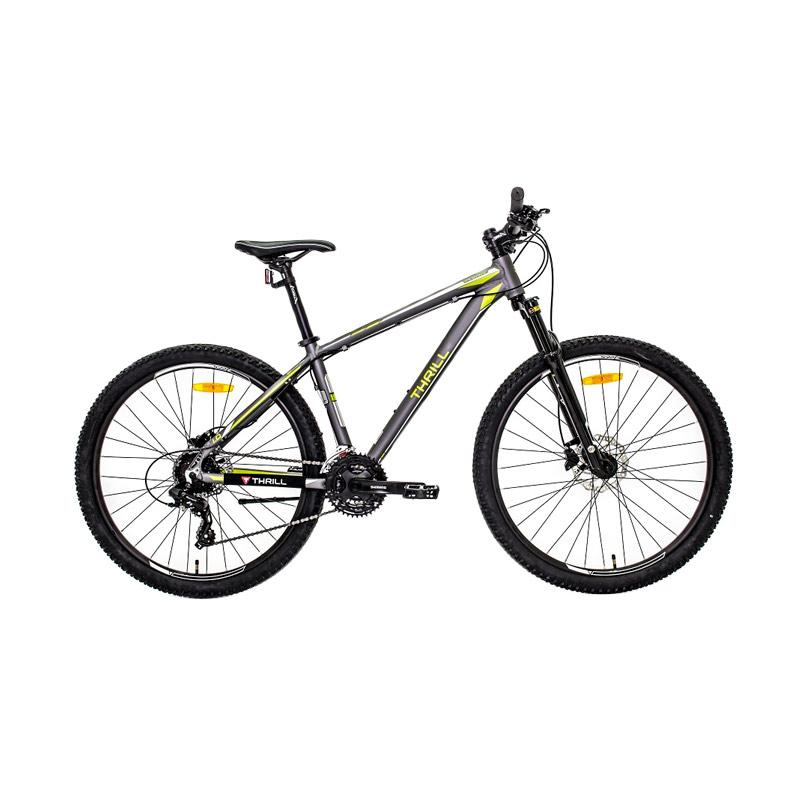 Jual THRILL AGMT GRY GRN Cleave 10 Sepeda 275x18