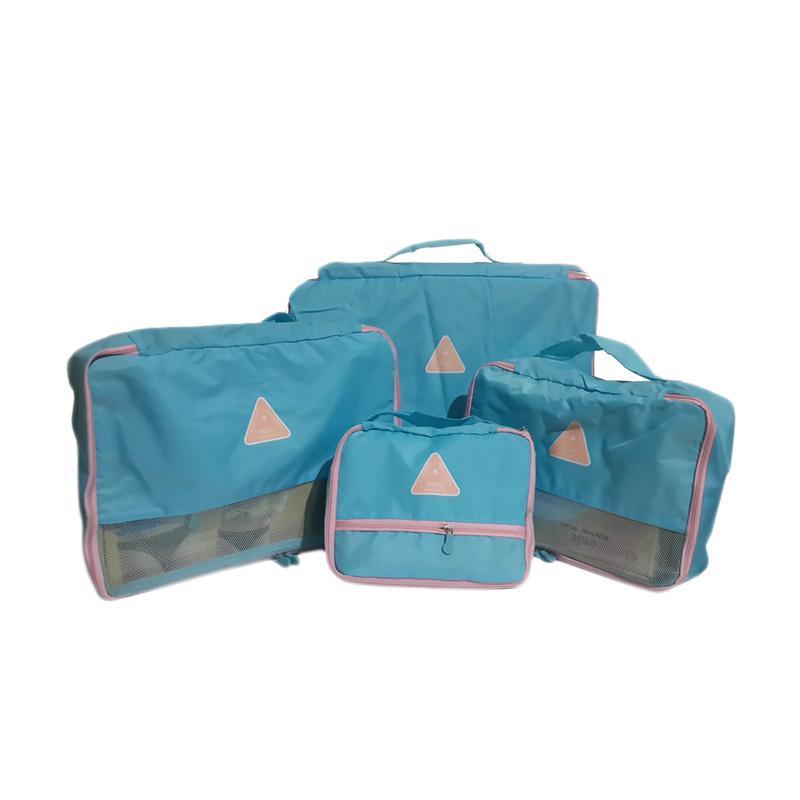 Jual HBS Travel Bag Organizer Set Bags In Bag 4 In 1 Tas