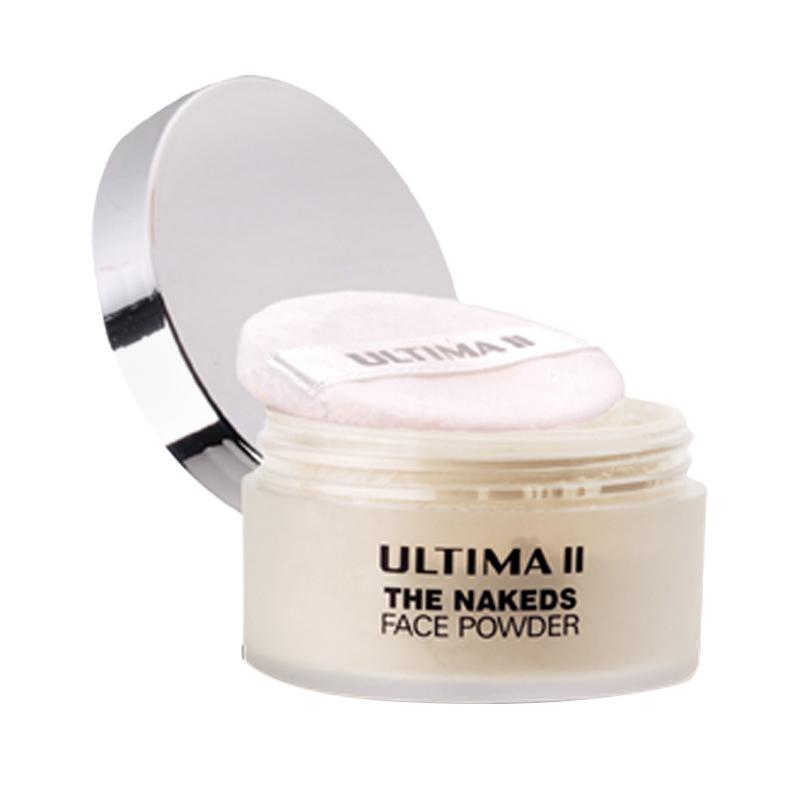 Jual Ultima II The Nakeds Face Powder